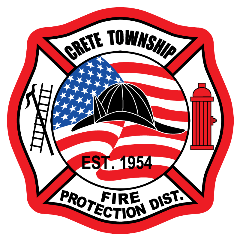 Crete Township Fire Protection District Icon