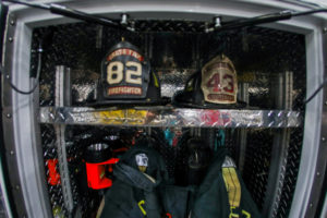 Crete Township Fire Protection District Fire Helmets