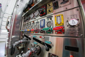 Crete Township Fire Protection District Truck Knobs