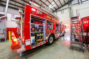 Crete Township Fire Protection District Inside the Fire House