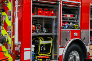 Crete Township Fire Protection District Gear