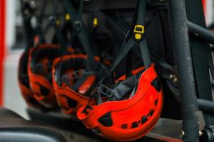 Crete Township Fire Protection District Helmets
