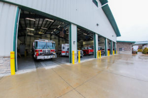 Crete Township Fire Protection District Exterior