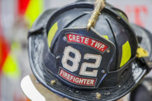 Crete Township Fire Protection District Hats