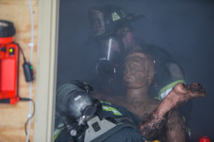 Crete Fire Protection Team Training