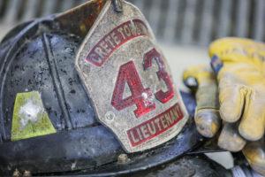 Crete Township Lieutenant Hat