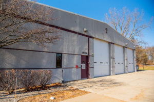 Crete Township Fire Protection District Garage Doors