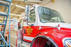 Crete Township Fire Protection District Ambulance