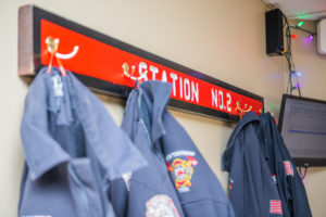 Crete Township Fire Protection District Interior Photo