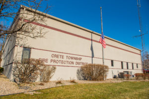 Crete Township Fire Protection District Station 42