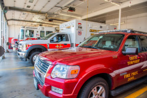 Crete Township Fire Protection Fire Vehicles