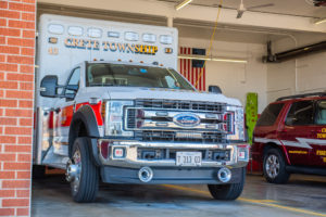 Crete Township Fire Protection District Ambulance