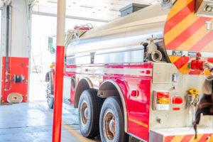 Crete Township Fire Truck